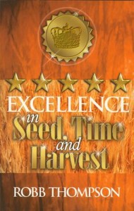 Baixar Excellence in seed, time, and harvest pdf, epub, eBook