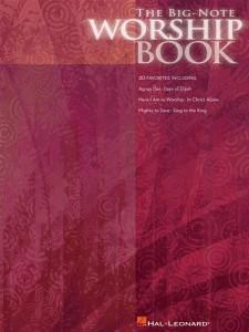 Baixar Big-note worship book (songbook), the pdf, epub, eBook