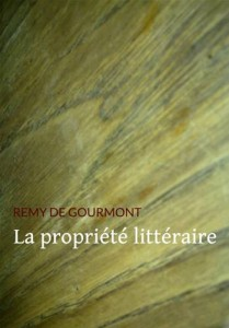 Baixar Propriete litteraire, la pdf, epub, eBook
