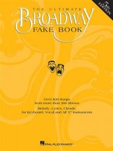 Baixar Ultimate broadway fake book (songbook), the pdf, epub, eBook