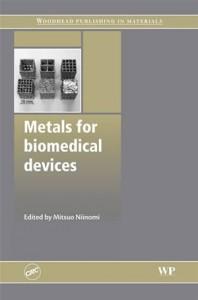 Baixar Metals for biomedical devices pdf, epub, eBook