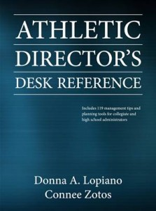 Baixar Athletic director's desk reference pdf, epub, eBook