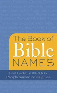 Baixar Book of bible names, the pdf, epub, ebook