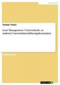 Baixar Lean management. unterschiede zu anderen pdf, epub, eBook
