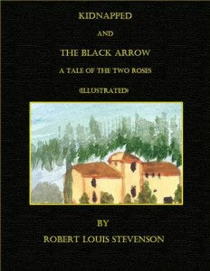Baixar Kidnapped and the black arrow–a tale of the two pdf, epub, eBook