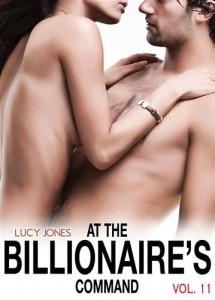 Baixar At the billionaires command – vol. 11 pdf, epub, eBook