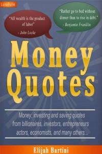Baixar Money quotes : more than 400 money, investing pdf, epub, eBook