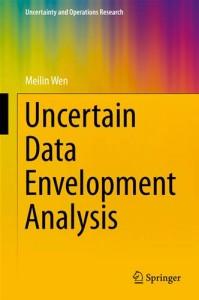Baixar Uncertain data envelopment analysis pdf, epub, eBook