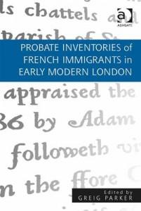 Baixar Probate inventories of french immigrants in pdf, epub, eBook