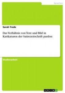 Baixar Verhaltnis von text und bild in karikaturen pdf, epub, eBook