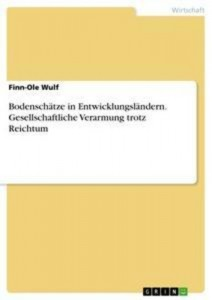 Baixar Bodenschatze in entwicklungslandern. pdf, epub, ebook