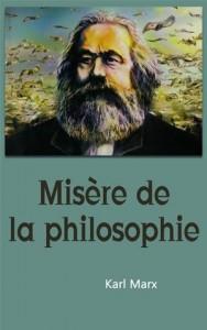 Baixar Misere de la philosophie (reponse a la pdf, epub, ebook