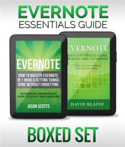 Baixar Evernote essentials guide (boxed set) pdf, epub, eBook
