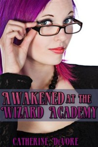Baixar Awakened at the wizard academy pdf, epub, ebook