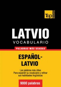 Baixar Vocabulario espanol-latvio – 9000 palabras mas pdf, epub, ebook