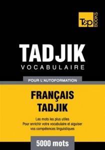 Baixar Vocabulaire francais-tadjik pour l'autoformation pdf, epub, ebook