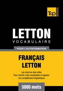 Baixar Vocabulaire francais-letton pour l'autoformation pdf, epub, ebook