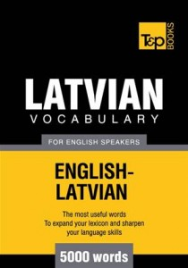 Baixar Latvian vocabulary for english speakers – 5000 pdf, epub, ebook