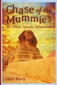 Baixar Chase of the Mummies: An Ethan Sparks Adventure pdf, epub, eBook