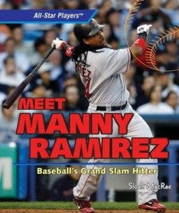 Baixar Meet Manny Ramirez: Baseball's Grand Slam Hitter pdf, epub, eBook