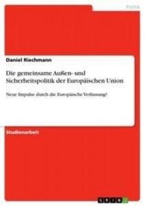 Baixar Gemeinsame aussen- und sicherheitspolitik pdf, epub, ebook
