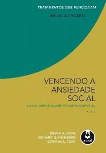 Baixar Vencendo a Ansiedade Social com a Terapia Cognitivo-Comportamental pdf, epub, ebook