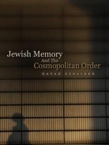 Baixar Jewish Memory And the Cosmopolitan Order pdf, epub, ebook