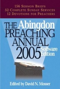 Baixar Abingdon Preaching Annual 2005 pdf, epub, ebook