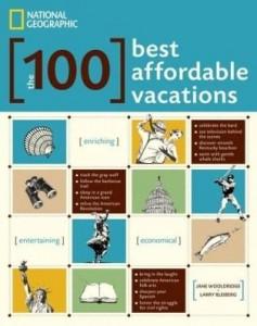 Baixar The 100 Best Affordable Vacations pdf, epub, ebook