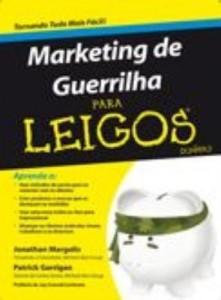 Baixar Marketing de Guerrilha para Leigos pdf, epub, ebook