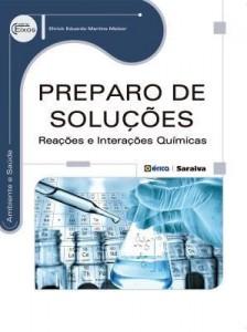 Baixar Preparo de Soluções – Reações e Interações Químicas pdf, epub, eBook