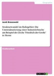 Baixar Strukturwandel im ruhrgebiet: die pdf, epub, ebook