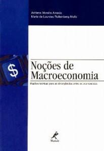 Baixar Noções de Macroeconomia pdf, epub, ebook