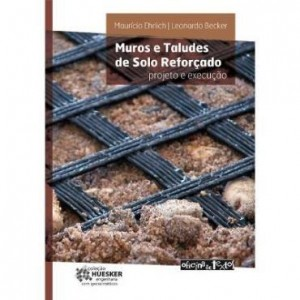 Baixar Muros e Taludes de Solo Reforçado pdf, epub, ebook