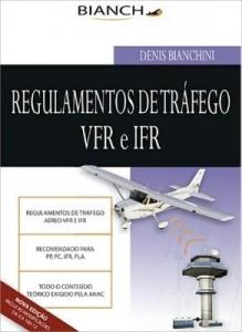 Baixar Regulamento de Tráfego Aéreo VFR e IFR pdf, epub, ebook
