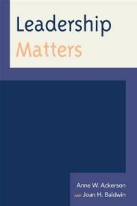 Baixar Leadership matters pdf, epub, eBook