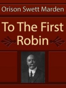 Baixar To the first robin pdf, epub, eBook