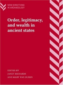 Baixar Order, legitimacy, and wealth in ancient states pdf, epub, eBook
