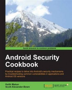 Baixar Android security cookbook pdf, epub, eBook