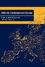 Baixar Cities in contemporary europe pdf, epub, eBook