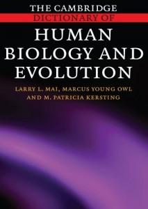 Baixar Cambridge dictionary of human biology and evolutio pdf, epub, eBook