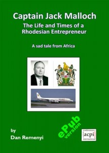 Baixar Captain jack malloch: the life and times of a pdf, epub, ebook