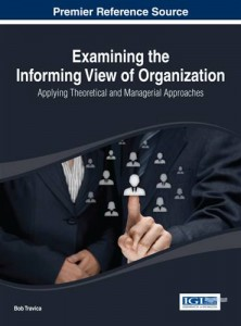 Baixar Examining the informing view of organization pdf, epub, eBook