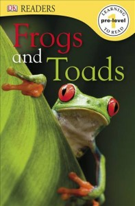 Baixar Dk readers l0: frogs & toads pdf, epub, ebook