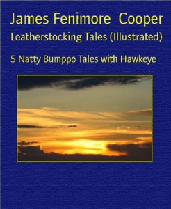 Baixar Leatherstocking tales (illustrated) pdf, epub, ebook
