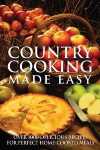 Baixar Country cooking made easy pdf, epub, eBook