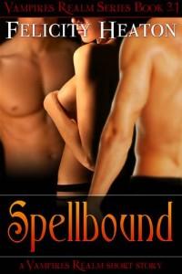 Baixar Spellbound (vampires realm romance series #3.1) pdf, epub, eBook