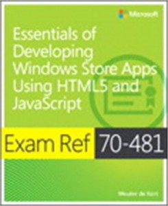 Baixar Exam ref 70-481 essentials of developing windows pdf, epub, ebook