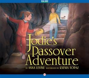 Baixar Jodie's passover adventure pdf, epub, ebook