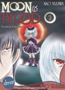 Baixar Moon and blood vol.2 (german edition) pdf, epub, eBook
